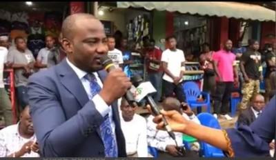Côte d'Ivoire : Depuis Adjamé, Alpha Yaya martèle que Soro fait preuve d'immaturité e...