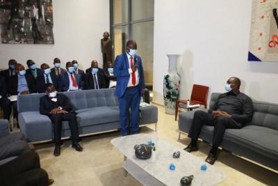 Côte d'Ivoire : Hamed Bakayoko aux opposants de Ouattara : « Gérer un pays, ce n'est...