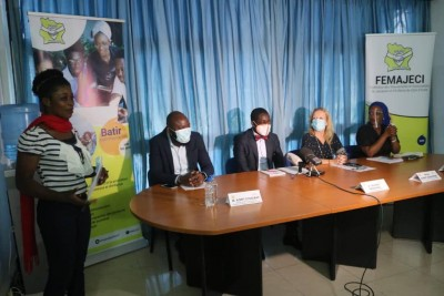 Côte d'Ivoire : Scrutin présidentiel apaisé, un collectif de jeunes entend déployer une armada de sensibilisation dans tout le pays