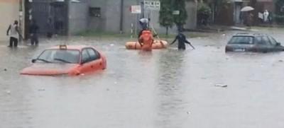 Côte d'Ivoire : Risques d'inondations, avec le démarrage de la petite saison des pluies, prévient la Sodexam