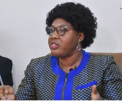 Côte d'Ivoire : La  porte-parole de KKB se prononce sur   l'appel à la désobéissance civile ; Djédjé Venance nommé DNC du candidat