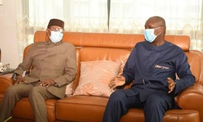 Côte d'Ivoire : Face aux nombreuses défections à l'UDPCI, Mabri réaménage pour la éni...