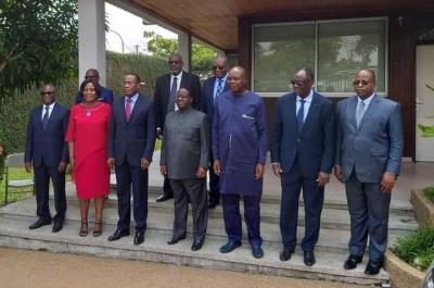Côte d'Ivoire : Affi et Mabri chez Bédié, pour lé président du FPI « il faut passer a...