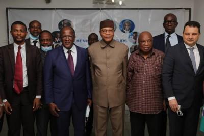 Côte d'Ivoire : Election 2020, rencontre Ibn Chambas et l'opposition, EDS demande « l...