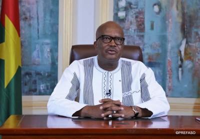 Burkina Faso : « L'Afrique doit être pleinement représentée dans tous les organes de décision de l'ONU », plaide le président Kaboré