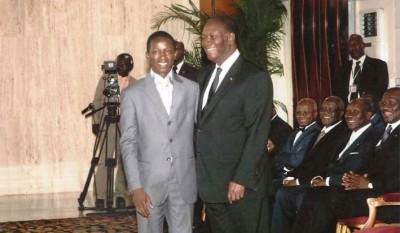 Côte d'Ivoire : Avant la fin de sa visite dans la Marahoué, le président invité par u...