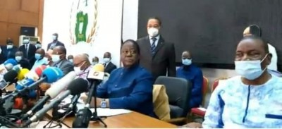 Côte d'Ivoire : Phase active de la désobéissance civile, l'opposition annonce un meet...