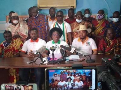 Côte d'Ivoire : Pulchérie Gbalet licenciée de son travail au BNETD, ses avocats dénon...