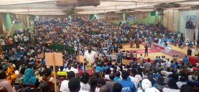 Burkina Faso : Présidentielle, l'ancien premier ministre Isaac Zida investi candidat