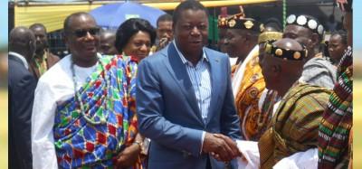 Togo :  Démission du Premier ministre Selom Klassou et du gouvernement