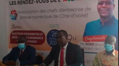 Côte d'Ivoire : Présidentielle 2020, l'UPCI craint de graves dangers si les élections...