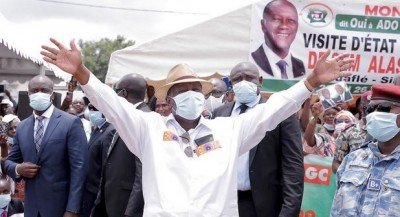 Côte d'Ivoire : Ouattara à propos des décisions de la CADHP en faveur de Gbagbo et Soro: « Pour nous elles sont nulles et de nul effet et ne seront pas appliquées»