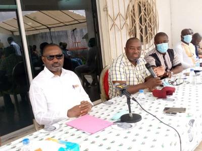 Côte d'Ivoire : Pour le candidat recalé Gnamien Konan, l'appel à la désobéissance civ...