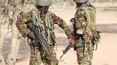 Somalie : Des soldats kényans et somaliens s'affrontent à la frontière après une mani...