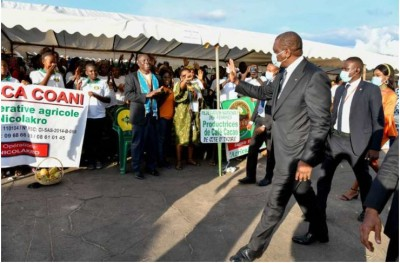 Côte d'Ivoire : Hamed Bakayoko salue le travail des agriculteurs pour nourrir les ivoiriens