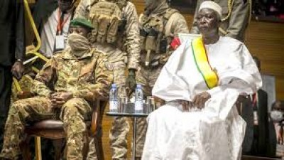 Mali–CEDEAO :« Levée des sanctions »,la nomination du Vice- Président Assimi Goita pose problème