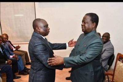 Côte d'Ivoire : Le candidat KKB convoqué devant le conseil discipline du PDCI pour indiscipline notoire