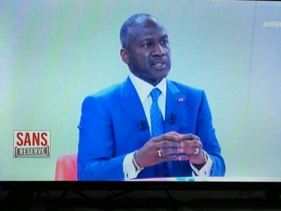 Côte d'Ivoire : Adama Bictogo à Soro « il n'a pas le sens de la maturité, Guillaume S...