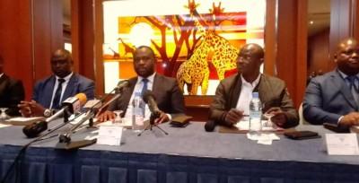 Côte d'Ivoire : Cadres et jeunes du RHDP solidaires à Adjoumani mettent en garde les cyber-activistes de l'opposition