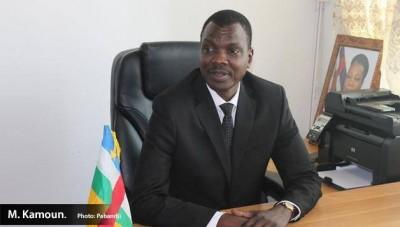 Centrafrique : L'ex-Premier ministre de transition Mahamat Kamoun, candidat à la Prés...
