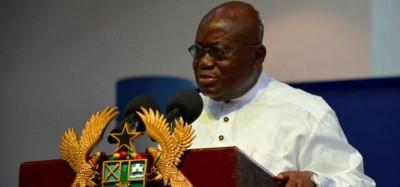 Ghana :  Togoland, Akufo-Addo se prononce et compte sur les forces de sécurité, son VP exclut toute négociation