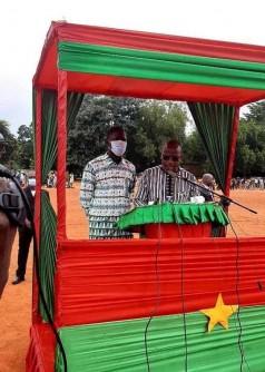 Burkina Faso : reprise des cours pour quelques 5 millions de scolaires