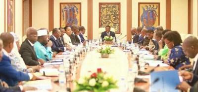 Togo :  Caractéristiques du nouveau gouvernement de 34 ministres