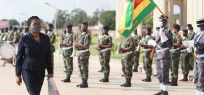 Togo :  Grands axes du programme d'action du gouvernement Dogbé