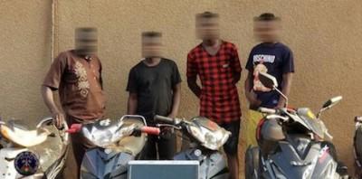 Burkina Faso : Deux gangs de braqueurs démantelés