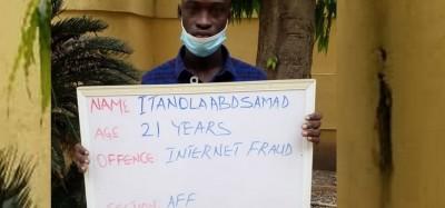 Nigeria :  Justice, curieuse demande d'un arnaqueur à un juge