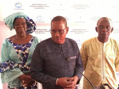 Burkina Faso : Présidentielle, la Ceni valide14 candidatures