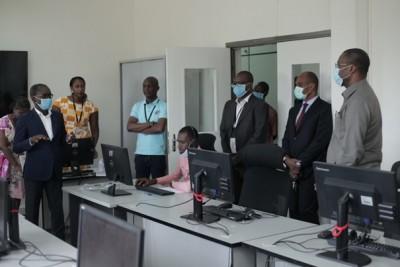 Inauguration du Centre d'Information Gouvernemental : Orange Côte d'Ivoire accompagne la digitalisation des services publics ivoiriens