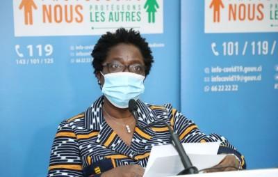 Côte d'Ivoire :  COVID-19, le pays a franchi, la barre des 20 mille cas confirmés