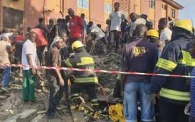 Nigeria: Nouvel effondrement d'immeuble à Lagos, 8 morts et 10 blessés graves