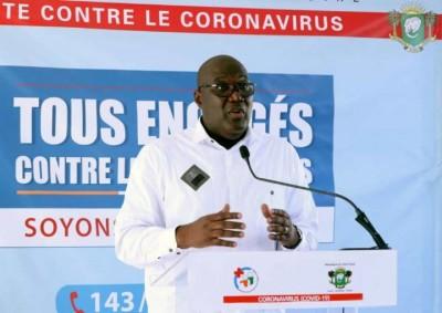 Côte d'Ivoire : COVID-19, les mesures barrières foulées au pied par les populations même dans les établissements scolaires