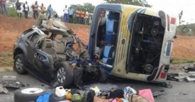RDC : Un accident de transport fait 13 morts et plusieurs blessés au Kasaï