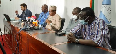 Burkina Faso : Élections couplées, début de l'audit du fichier électoral