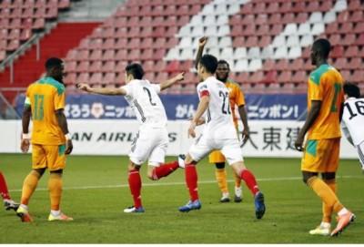 Côte d'Ivoire : Amical, les éléphants tombent devant les Samouraïs du Japon 1-0