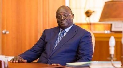 Côte d'Ivoire : Pour sa gestion efficace de la crise du COVID-19, Tiémoko Meyliet Koné désigné meilleur gouverneur d'Afrique de l'ouest, selon Global Finance