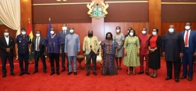 Ghana :  Mise en place de la Commission des frontières contre des conflits