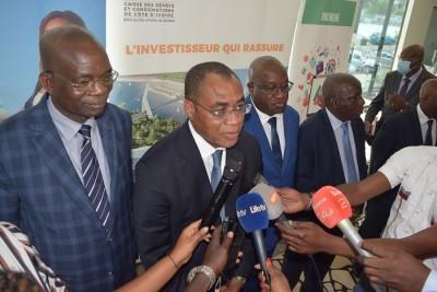 Côte d'Ivoire : Ivoiriens de la Diaspora, voici le produit CDC-Épargnes  pour les investissements au pays