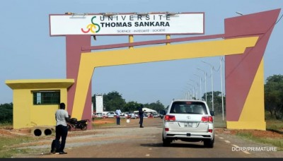 Burkina Faso : Inauguration d'une université du nom de Thomas Sankara