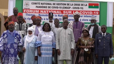 Burkina Faso : Deux nouveaux décès liés au coronavirus
