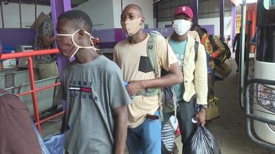 Côte d'Ivoire :  COVID-19, face à l'évolution de la pandémie, le ministère des Transports maintient les mesures édictées à l'aéroport