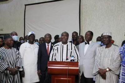 Burkina Faso : L'opposition accuse le président Kaboré d'utiliser la réconciliation nationale comme un argument électoral