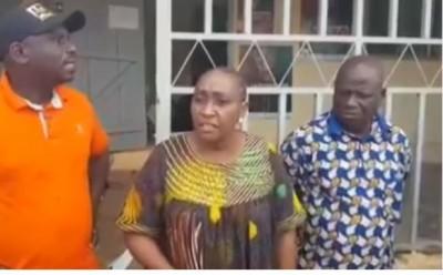 Côte d'Ivoire : Attaque du siège de la CEI de Kpèbo, la ministre Raymonde Goudou met en garde «nous nous organisons pour répondre à toutes les manifestations de violence»