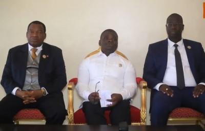 Côte d'Ivoire : Élection 2020, sorti de prison, Kanigui apporte son soutien à Ouattar...