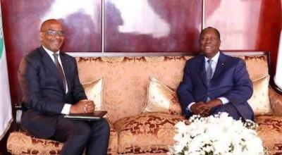 Côte d'Ivoire : Campagne présidentielle, Alassane Ouattara perd un de ses oncles et s...