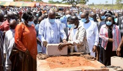 Burkina Faso : Après des mois de polémiques, la construction de l'hôpital de Bobo-Dioulasso lancée