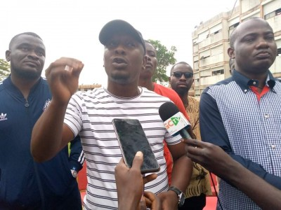 Côte d'Ivoire : Après affrontements du campus de Cocody, Touré Alpha Yaya rassure la Fesci et dément les informations véhiculées sur les réseaux sociaux